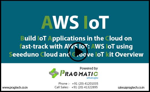Pragmatic AWS IoT - Pragmatic