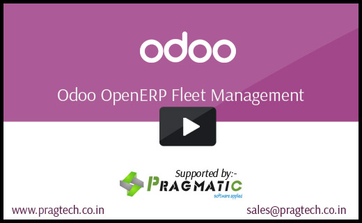 Odoo Fleet Management Module | Odoo Fleet Management - Pragmatic