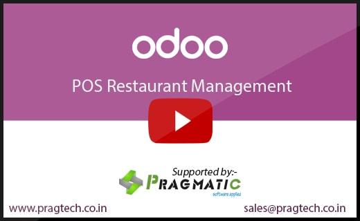 Odoo POS Restaurant | Odoo Restaurant Management Module