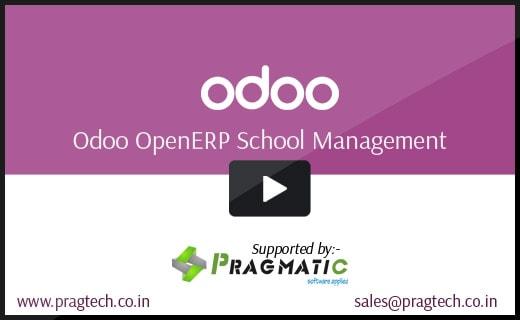 Odoo School Management | Odoo School Management System