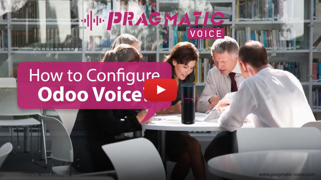 How to Configure Odoo Voice?