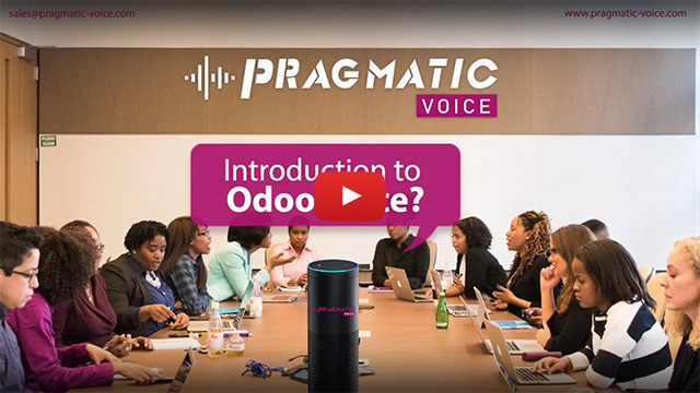 Introduction to Odoo Voice