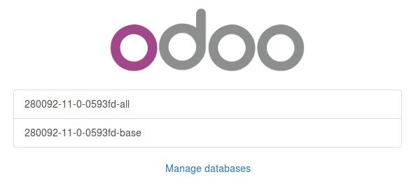 Odoo Runbot   Runbot Odoo - Pragmatic